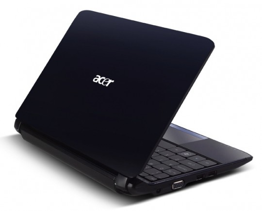 Aspire One 532h open back cover 540x435