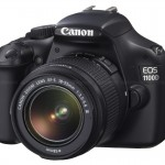 Canon announces T3 / EOS 1100D